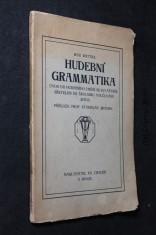 náhled knihy - Hudební gramatika. Úvod do hudebního umění se zvláštním zřetelem ke školnímu vyučování zpěvu