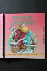 náhled knihy - The night before Christmas (a visit from St. Nicholas)