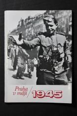 náhled knihy - Praha v máji 1945