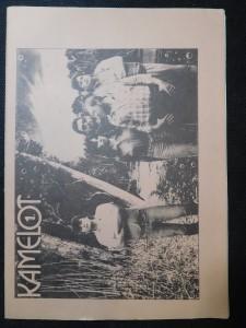 náhled knihy - Kamelot