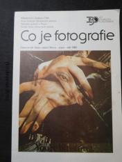 náhled knihy - Co je fotografie