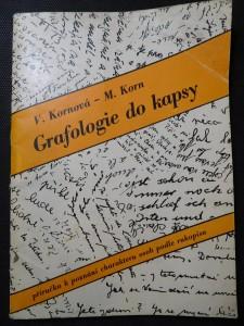 náhled knihy - Grafologie do kapsy : [příručka k poznání charakteru osob podle rukopisu]
