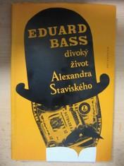 náhled knihy - Divoký život Alexandra Staviského