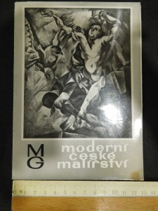 náhled knihy - Moderní české malířství