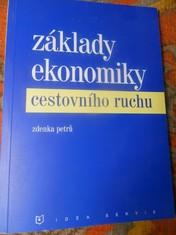 náhled knihy - Základy ekonomiky cestovního ruchu