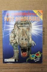 náhled knihy - Svět dinosaurů : soubor dvou knih