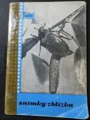 náhled knihy - Snímky zblízka