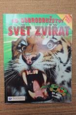 náhled knihy - Svět zvířat : soubor 4 knih