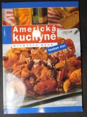 náhled knihy - Americká kuchyně : yankee styl