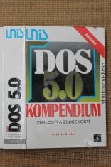 náhled knihy - DOS 5.0 : kompendium znalostí a zkušeností