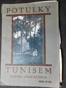 náhled knihy - Potulky Tunisem