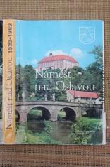 náhled knihy - Náměšť nad Oslavou : dějiny města od nejstarší doby po naši současnost