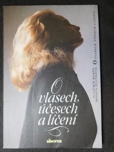 náhled knihy - O vlasech, účesech a líčení