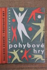 náhled knihy - Pohybové hry