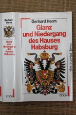 náhled knihy - Glanz und Niedergang des Hauses Habsburg