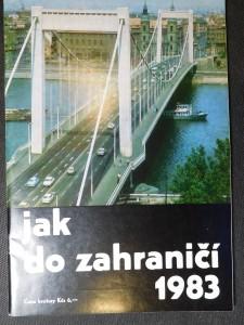 náhled knihy - Jak do zahraničí