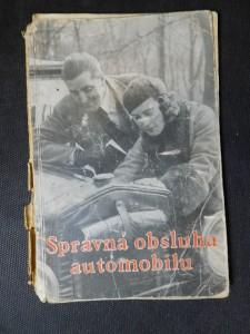 náhled knihy - Správná obsluha automobilů