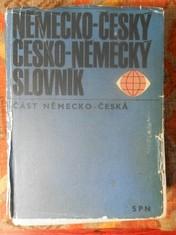 náhled knihy - Německo-český slovník. 2, M-Z