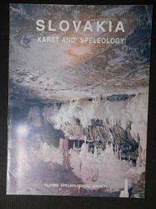 náhled knihy - Slovakia Karst and Speleology