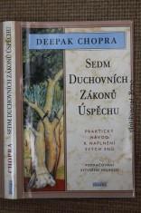 náhled knihy - Sedm duchovních zákonů úspěchu : praktický návod k naplnění svých snů