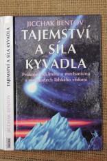 náhled knihy - Tajemství a síla kyvadla : pojednání o mechanismu vědomí