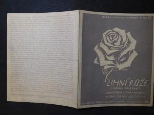 náhled knihy - Zimní růže (Lásko falešná) : polka