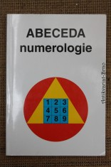 náhled knihy - Abeceda numerologie