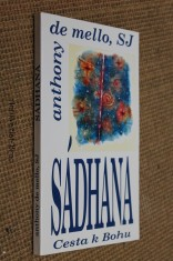 náhled knihy - Sádhana : cesta k Bohu : křesťanská duchovní cvičení východní formou