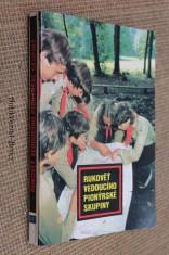 náhled knihy - Rukověť vedoucího pionýrské skupiny