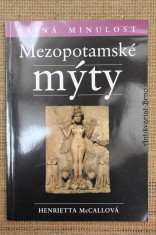 náhled knihy - Mezopotamské mýty