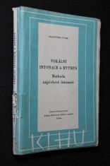 náhled knihy - Vokální intonace a rytmus : methoda nápěvkové intonace