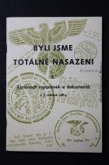 náhled knihy - Byli jsme totálně nasazeni II. : almanach vzpomínek a dokumentů z 2. světové války