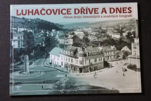 náhled knihy - Srdečný pozdrav z Luhačovic : pohlednice z let 1898-1939 ze sbírky Muzea jihovýchodní Moravy ve Zlíně