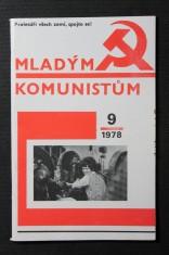náhled knihy - Mladým komunistům č. 9 / 1978