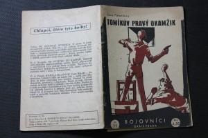 náhled knihy - Tomíkův pravý okamžik