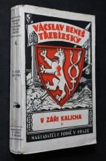 náhled knihy - V záři kalicha : historické povídky. Díl II.