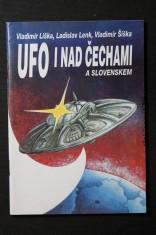 náhled knihy - UFO i nad Čechami a Slovenskem