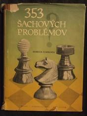 náhled knihy - 353 šachových problémov