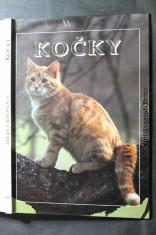 náhled knihy - Kočky