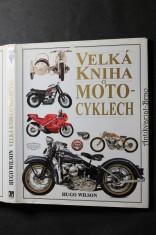 náhled knihy - Velká kniha o motocyklech