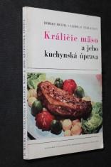 náhled knihy - Králičie mäso a jeho kuchynská úprava