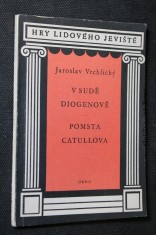 náhled knihy - V sudě Diogenově ; Pomsta Catullova