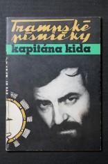 náhled knihy - Trampské písničky kapitána Kida č. 2