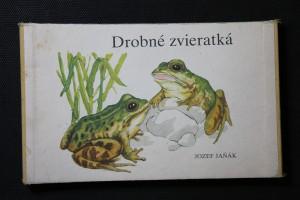 náhled knihy - Drobné zvieratká
