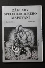 náhled knihy - Základy speleologického mapování