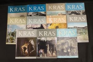 náhled knihy - Československý Kras