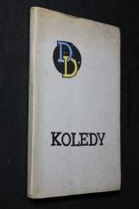 náhled knihy - Moravské národní koledy