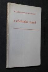 náhled knihy - Z chelmské země : dojmy a vzpomínky