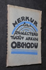 náhled knihy - Merkur, čili, Dvanáctero tuctův arkán obchodu