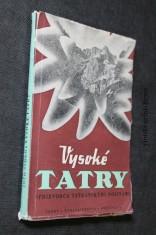 náhled knihy - Vysoké Tatry : Sprievodca tatranskými dolinami